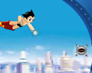 Astro Boy astro power robotos j�t�kok