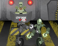 Chrome wars robotos j�t�kok