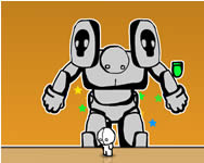 Dance of the robot robotos j�t�kok
