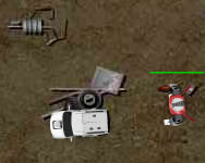 Modifighters Blast Attack robotos j�t�kok