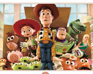 Toy story mix up j�t�k