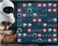 Wall-E the video game robotos j�t�kok